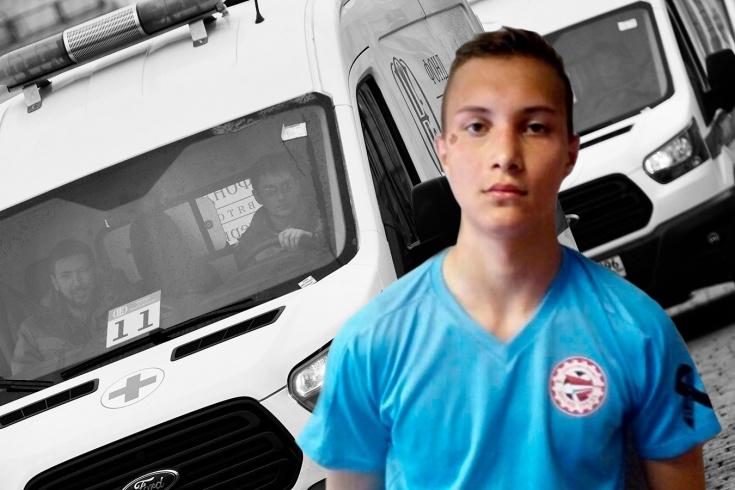 18-летний защитник Сидоров погиб прямо на поле