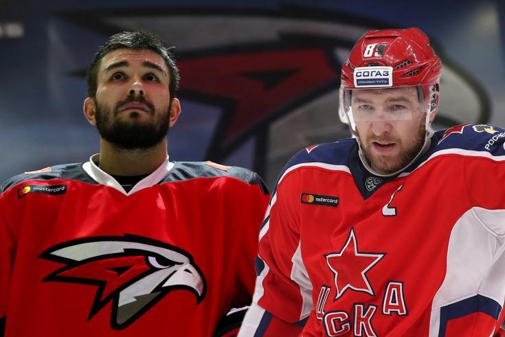 Где могут продолжить карьеру защитники Вячеслав Войнов и Никита Нестеров