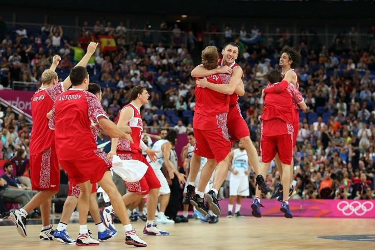 Олимпиада-2012: сборная России