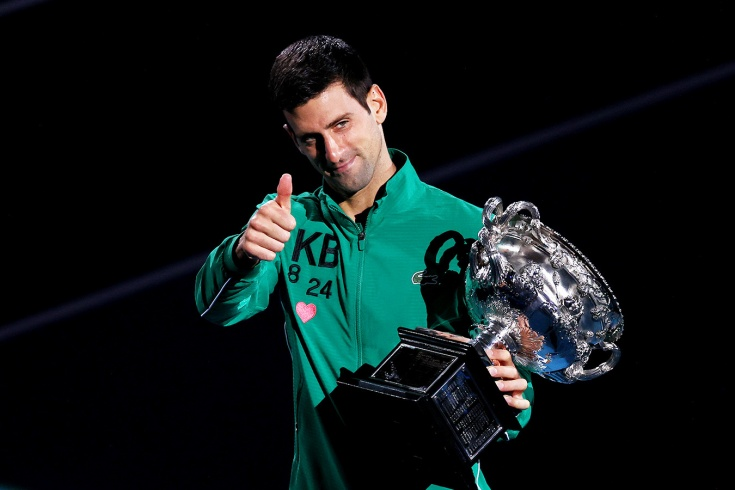 Результаты Australian Open 2020, Джокович стал восьмикратным чемпионом турнира