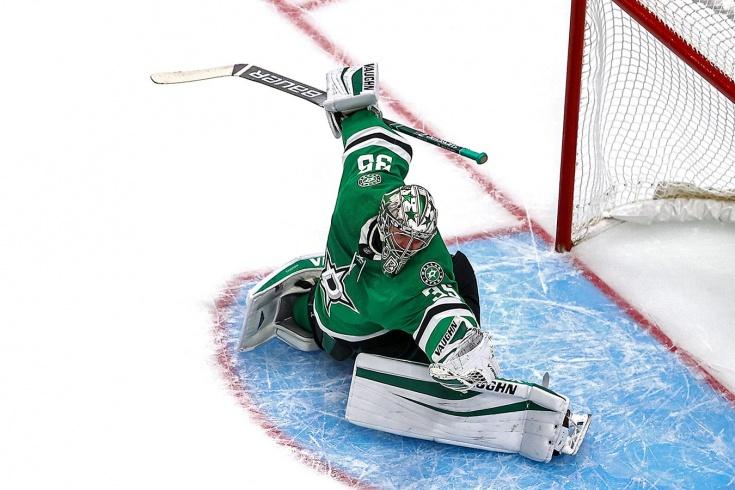 Момент дня в НХЛ! После победного гола Радулова игроки «Далласа» побежали к Худобину