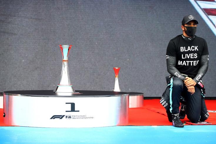Хэмилтон побил в Ф-1 море рекордов. Но по проценту побед ему до лидера ой как далеко!