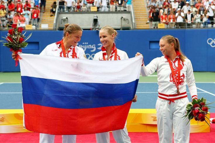Лучшие мгновения российского тенниса