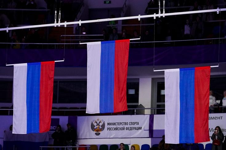 Журналистка из США назвала российский гимн и флаг
