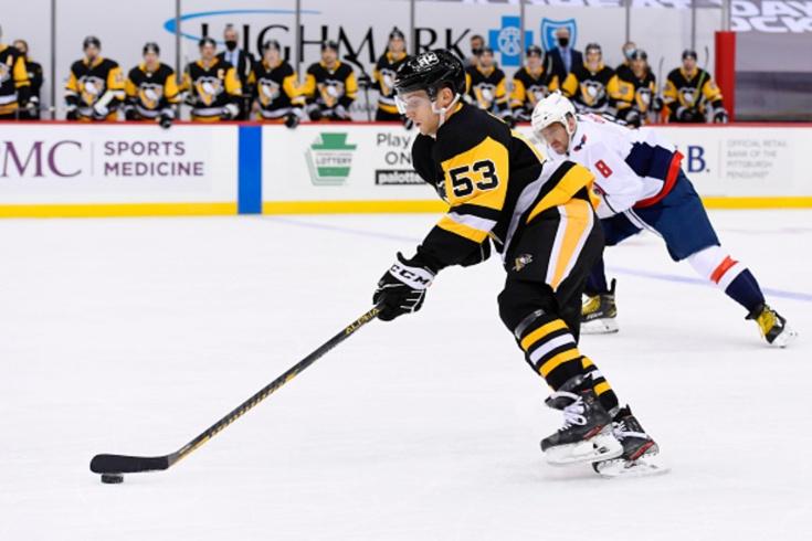 «Питтсбург» — «Вашингтон» — 5:4 ОТ, видео, голы, обзор матча регулярки НХЛ — 2021