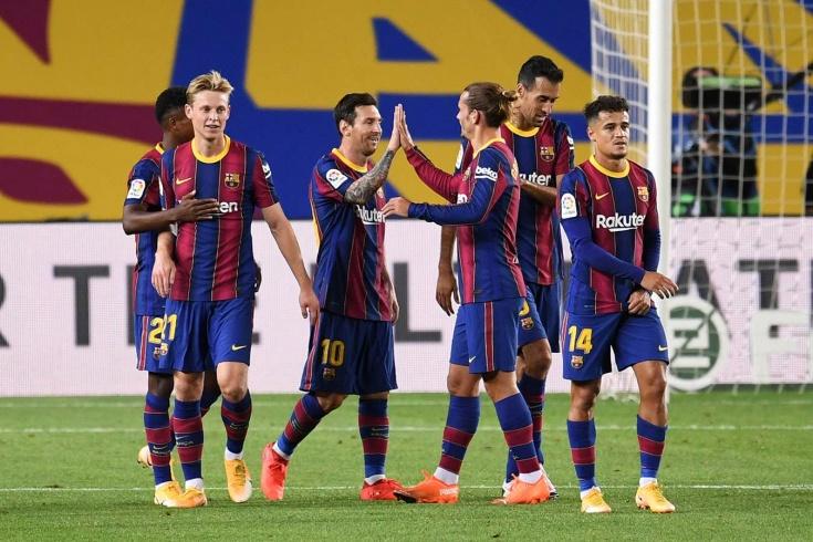 «Барселона» – «Вильярреал» – 4:0