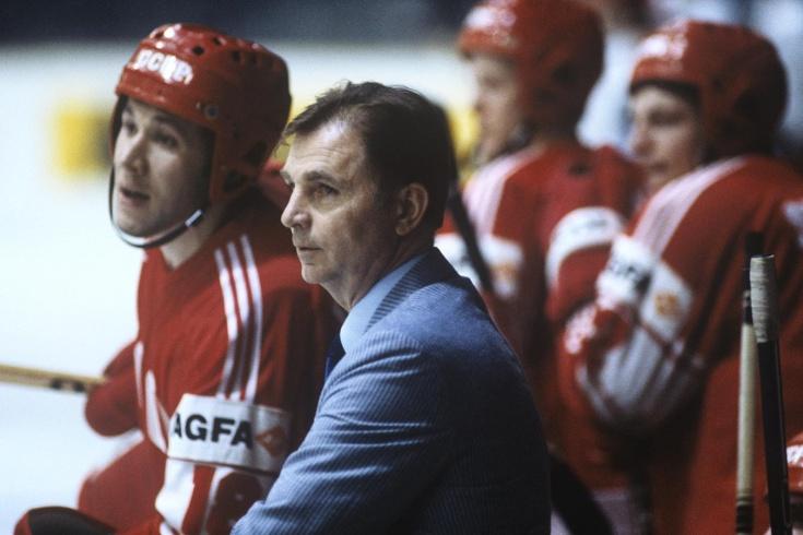 Массовая драка в матче на ЧМ-1985