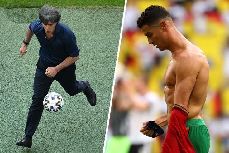 Португалия — Германия