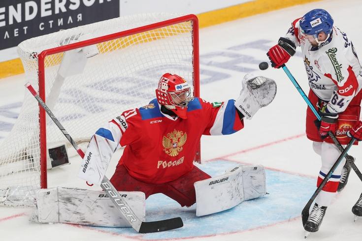 Россия – Чехия – 4:3 Б, обзор матча КПК-2019