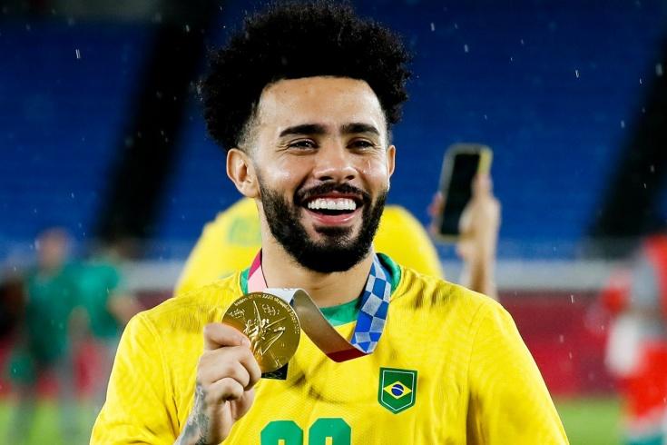 «Зенит» согласовал трансфер олимпийского чемпиона. Кто такой Клаудиньо
