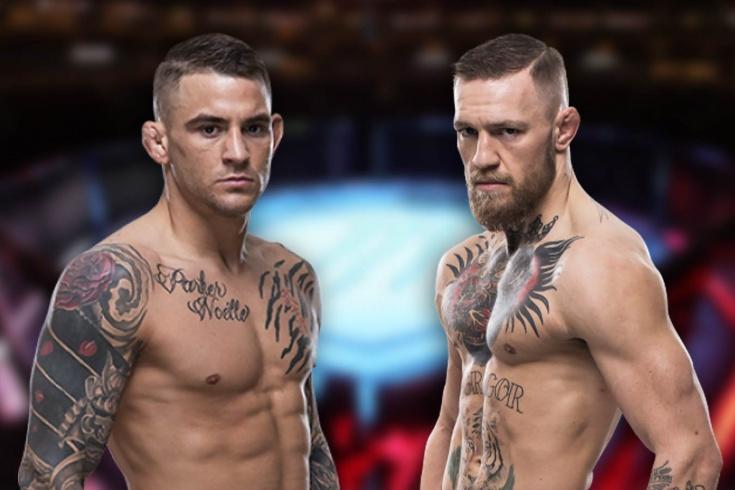 UFC 264: Порье — Макгрегор 3. Титулы — ничто, бабки — всё! Порье подорожал вдвое. LIVE!