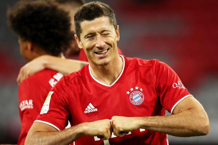 «Бавария», как ты это делаешь? Лучший клуб Европы снова забил восемь мячей!