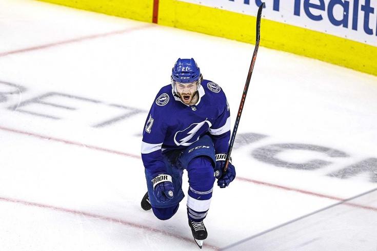 Пойнт – суперзвезда НХЛ. Когда-то «Тампа» откопала его в третьем раунде драфта НХЛ