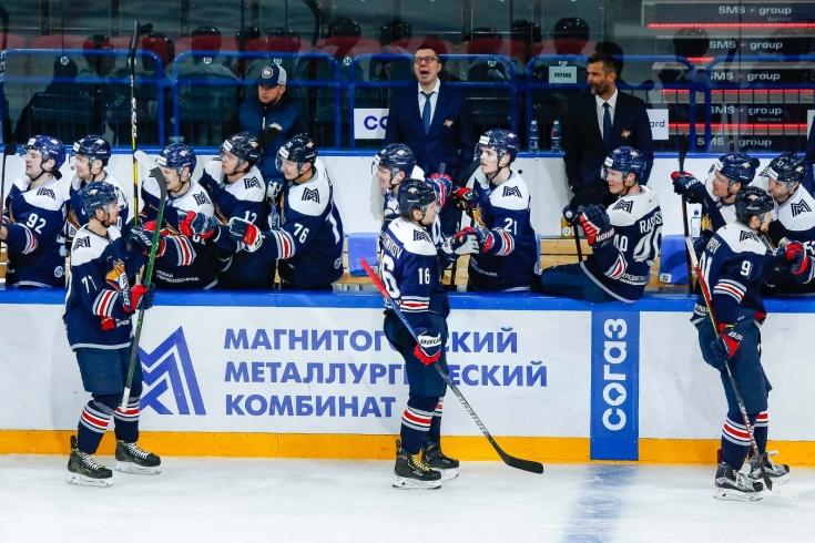«Магнитка» сыграла за Воробьёва! Летели 1:4 и забили пять голов подряд!