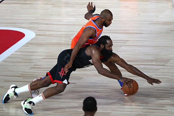 «Хьюстон Рокетс» обыграл «Оклахома-Сити Тандер» в плей-офф НБА и сыграет с «Лейкерс»