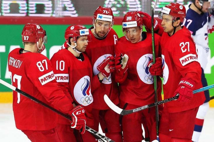 Как выступает сборная России на ЧМ-2021 по хоккею, Россия выиграла два матча на ЧМ и возглавила группу А