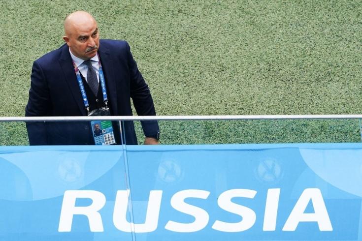 Черчесов должен уйти из сборной России – мнение
