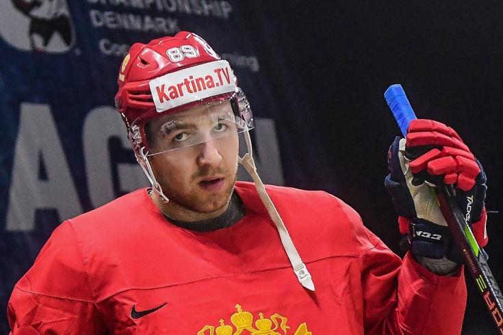 Олимпийскому чемпиону в НХЛ дали смешные деньги. Нестеров больше не заслужил?
