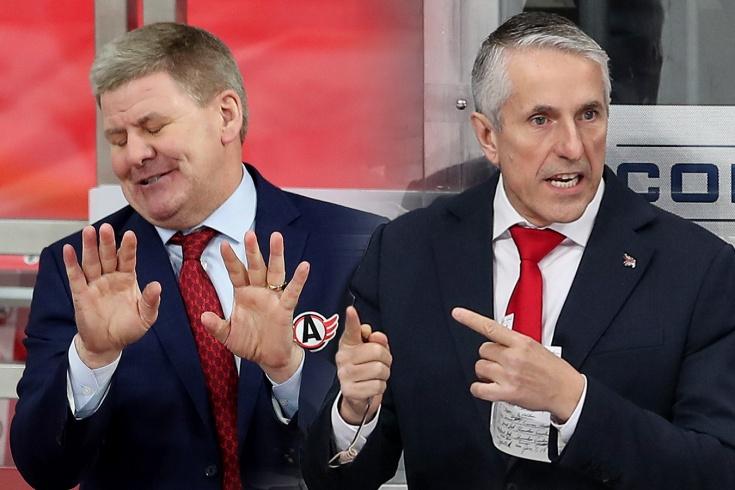 Плей-офф КХЛ, «Авангард» — «Автомобилист» — 3:0, как сыграли, календарь, видео