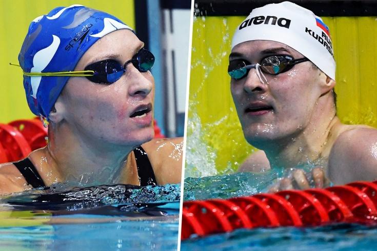Российские пловцы отстранены от Олимпиады-2020