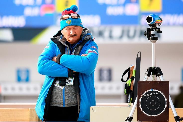 Новый скандал в российском биатлоне – смена тренеров без согласия президента Драчёва