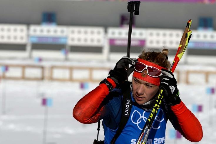 Спортивный арбитраж признал биатлонистку Ольгу Зайцеву обманщицей и отнял медаль Сочи