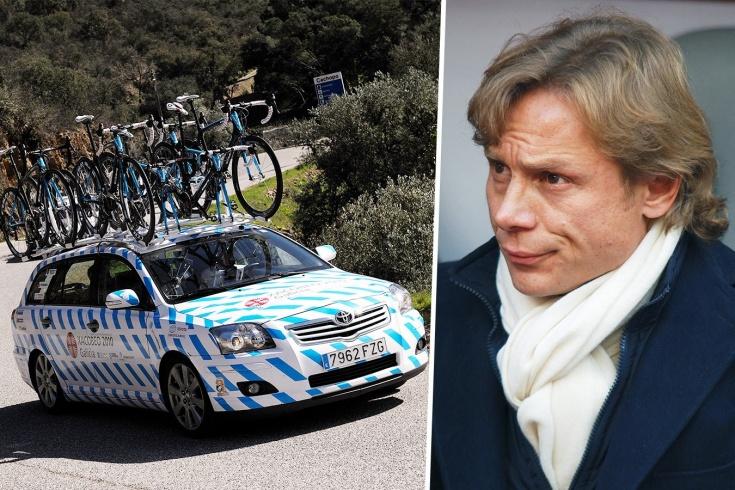 Два года Карпин был президентом велокоманды. После его ухода – допинг и банкротство