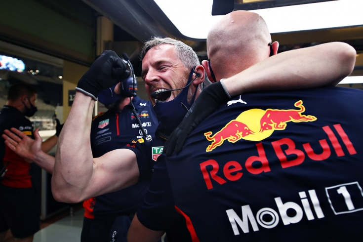 Ферстаппен выиграл квалификацию Гран-при Абу-Даби