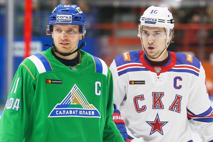 Григорий Панин и Сергей Плотников