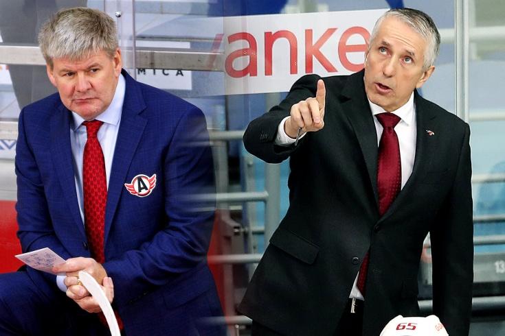 «Авангард» сыграет с «Автомобилистом» в плей-офф КХЛ сезона-2020/2021