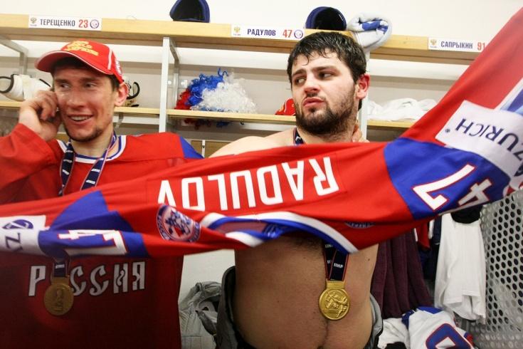 Как ограбили раздевалку сборной России на чемпионате мира в Берне в 2009 году