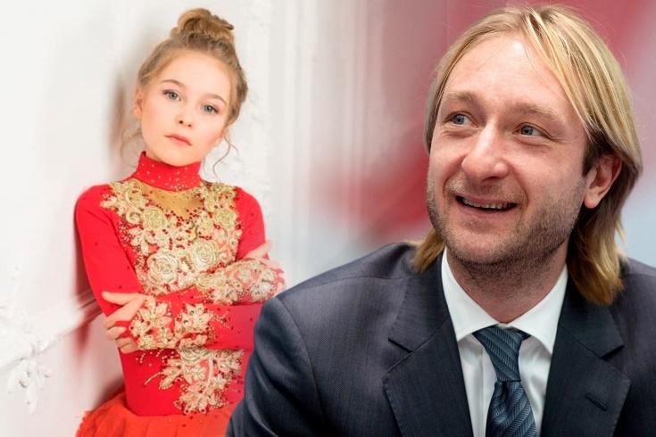 Ученица Плющенко выиграла первенство Москвы