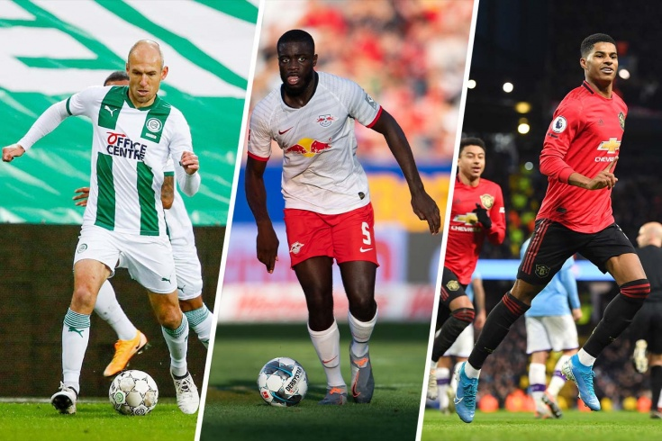 Cамые перспективные игроки в игре ФИФА 21