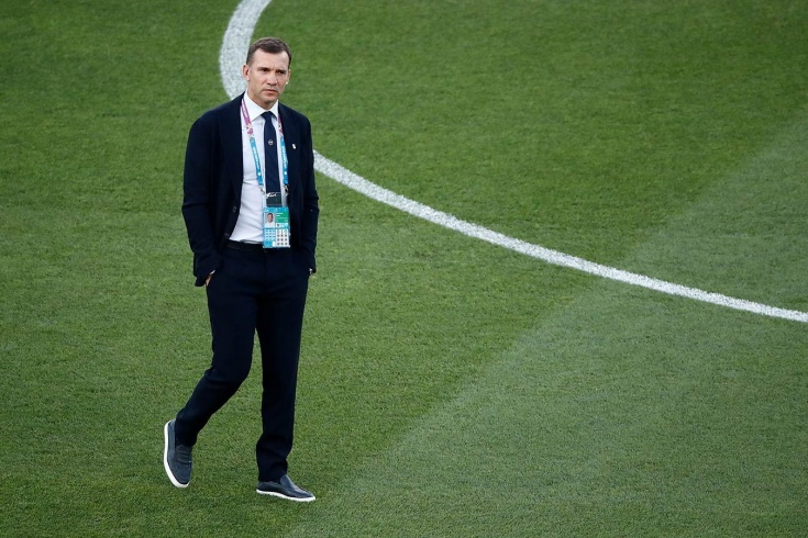 Евро-2020, Украина — Англия — 0:4