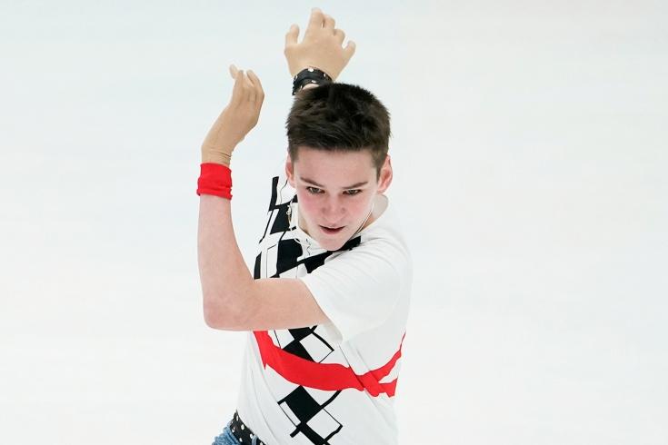 Ученик Плющенко Артём Ковалёв выиграл второй этап Кубка России-2020 по фигурному катанию