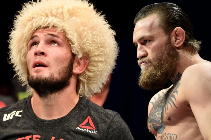 Пресс-конференция Макгрегора и Серроне после боя, UFC 246, Лас-Вегас, 19 января 2020