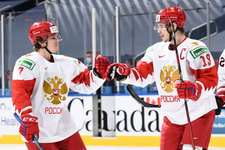 Наших ждёт суперполуфинал на МЧМ! Россия – Канада. Онлайн