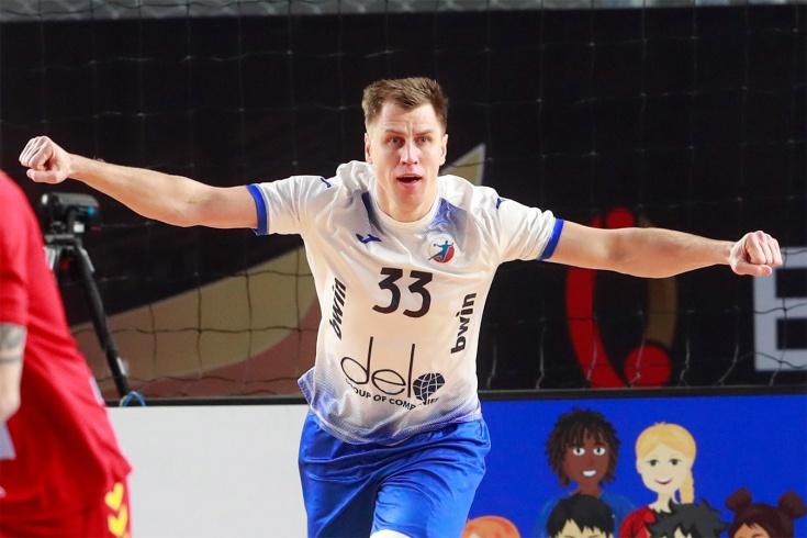 Россияне разгромили македонцев на чемпионате мира