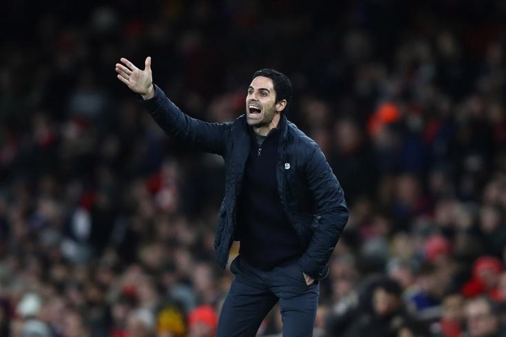 Главный тренер «Арсенала» Артета сдал положительны