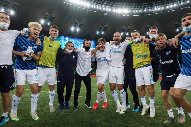УЕФА отреагировал на чемпионство «Зенита» в РПЛ