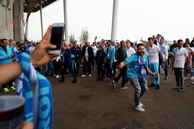 Что случилось в Марселе: фанаты атаковали базу клуба