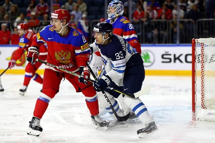 Россия — Финляндия, ожидания от полуфинала ЧМ-2019