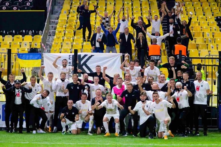 Клуб из украинского села прошёл дальше «Динамо». Главные сенсации ЛЕ