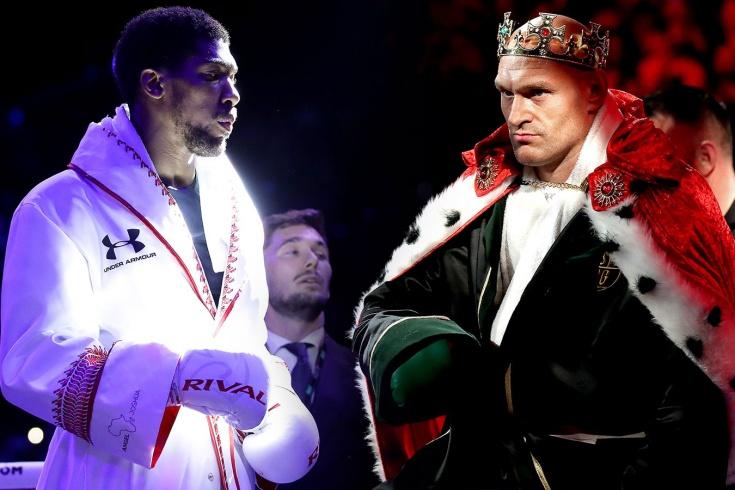 Самые ожидаемые бои в боксе в 2021 году, Джошуа, Фьюри, Головкин, Альварес, Поветкин