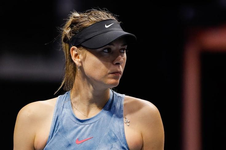 Испанская теннисистка впала в депрессию из-за срав