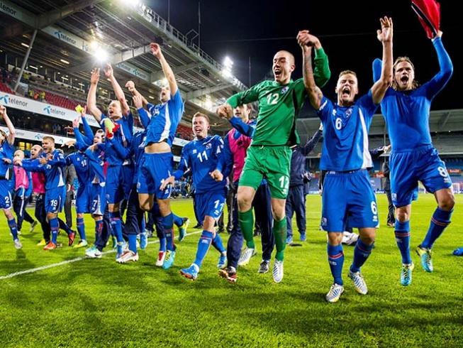 Как Исландия стала футбольной страной