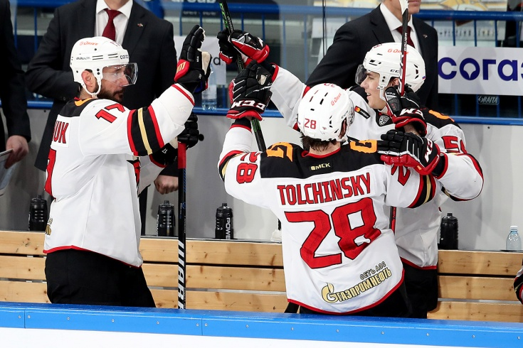 «Авангард» в шаге от финала КХЛ! Ковальчук спас своё имя, забив гол на последней минуте!