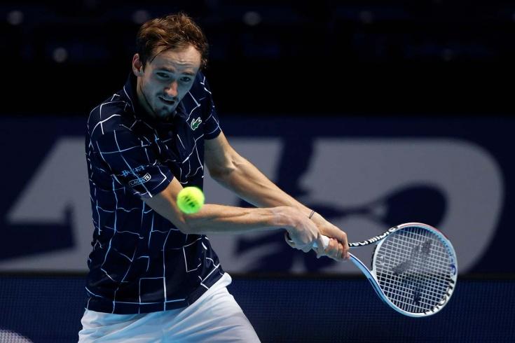 Даниил Медведев — Диего Шварцман, 20 ноября 2020 года, прогноз на матч Итогового турнира ATP