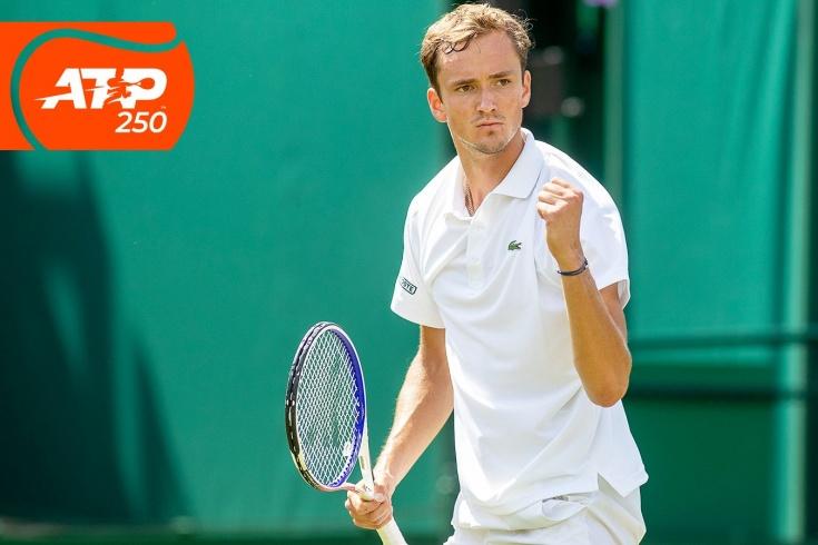 Турнир ATP-250 на Мальорке: Медведев, Хачанов, Тим, Рууд и Джокович узнали своих первых соперников