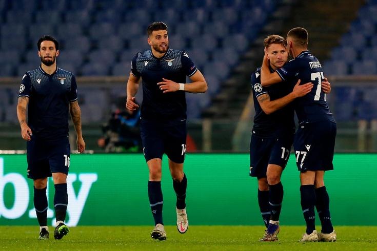 «Лацио» — «Удинезе», 29 ноября 2020 года, прогноз и ставка на матч чемпионата Италии